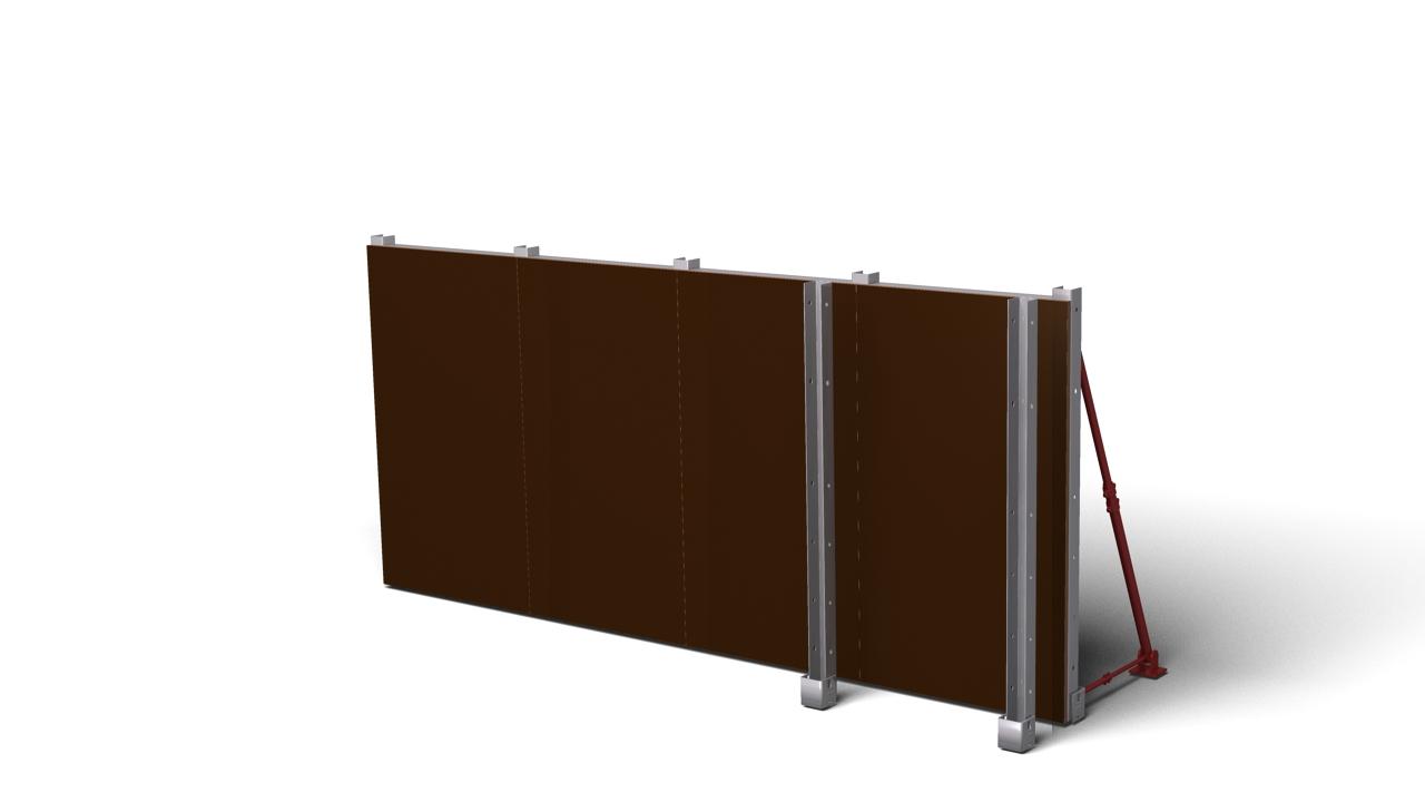 Wall Formwork 82 | Fast-Form Systems