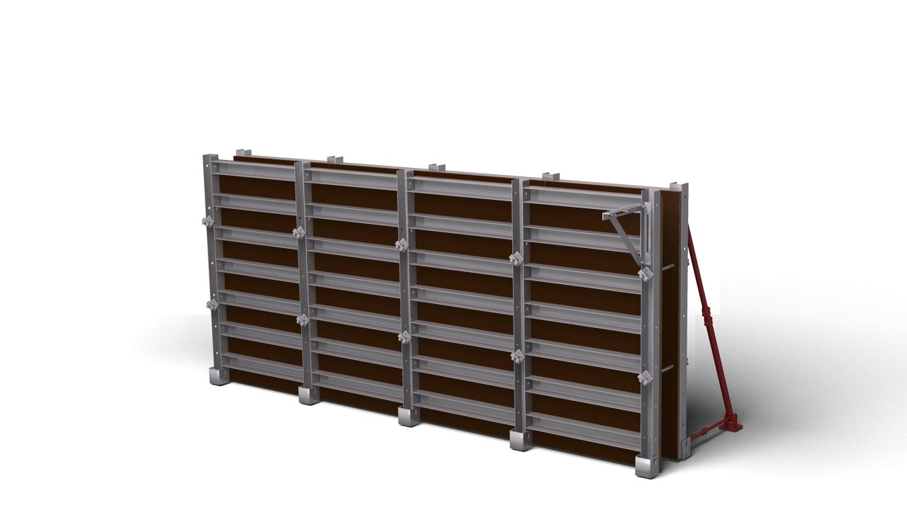 Wall Formwork 92 | Fast-Form Systems