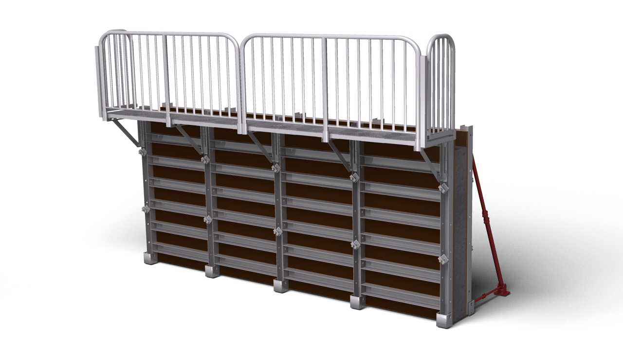 Wall Formwork 99a | Fast-Form Systems